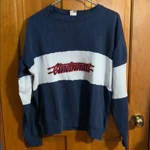 Vintage Cincinnati Sweatshirt!